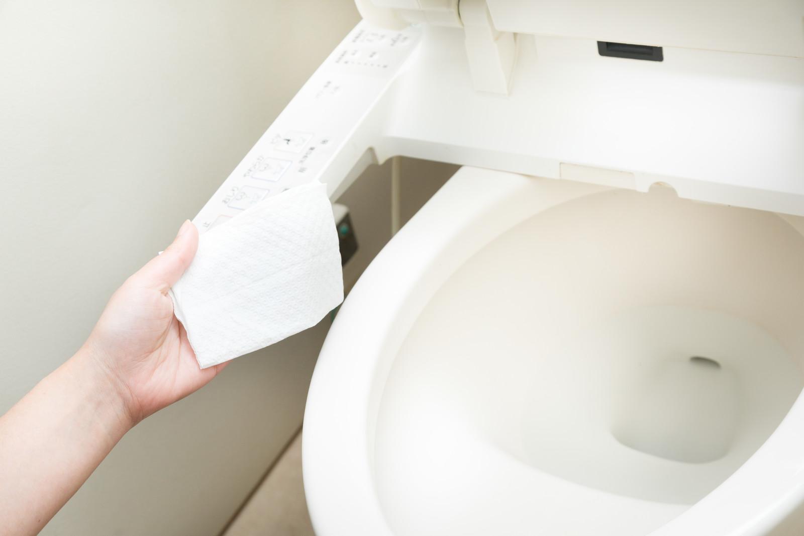 トイレ掃除時短