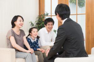 先生から家族へ説明
