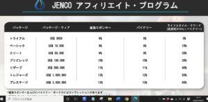 ジェンコ報酬プログラム2